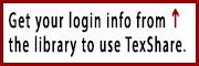 Get your login info from the library to use TexShare