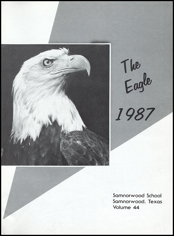 Samnorwood High School 1987 Annual